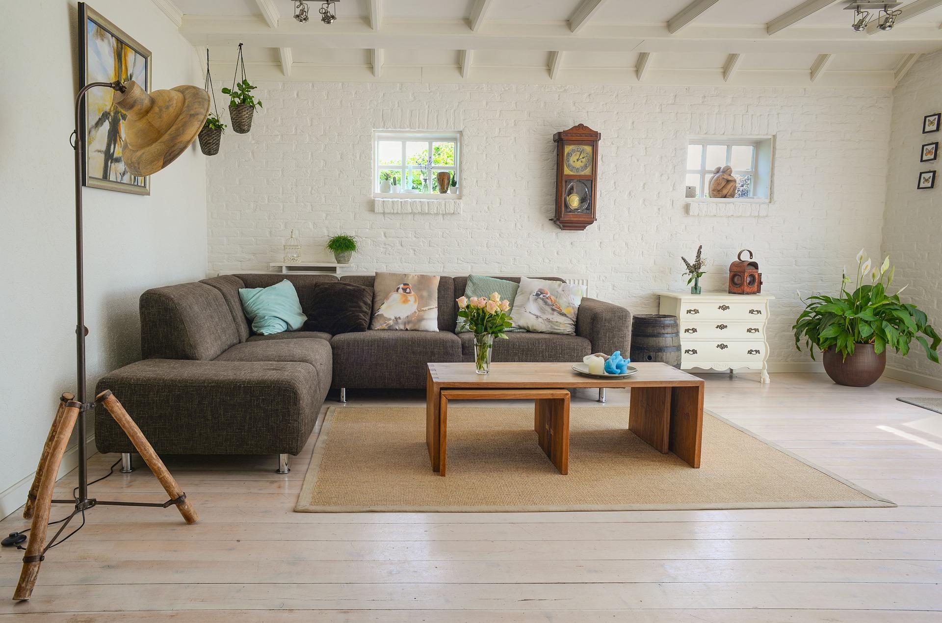 3 tips om de woonkamer op te vrolijken